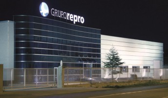 Hauptsitz der Gruppe Repro in Spanien